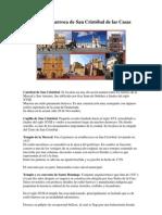 Arquitectura barroca de San Cristóbal de las Casas.docx