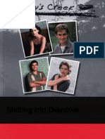 Dawson's Creek Shifting Into Overdrive by C. J. Anders