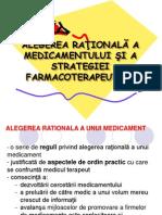 Prescrierea Rationala a Medicamentelor