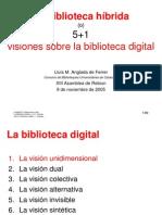 La Biblioteca Híbrida.ppt