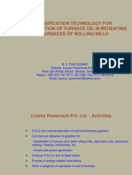 Gasification Technology for Rolling Mills_ppt