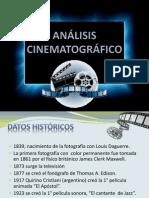 ANÁLISIS CINEMATOGRÁFICO