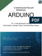 Bahan Presentasi Kuliah Arduiono1