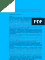Jurisprudencia Garantias Superintendencia de Riesgos Del Trabajo c QBE Aseguradora de Riesgos Del Trabajo SA s Organismos Externos