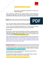 Carta Bancoop Casa Verde