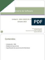 2012_cif6558 Ingenieriasoftware Unidad 4 Uml-casos de Uso
