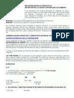 Tema Retencion en La Fuente e Iva