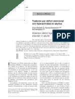 Obligatoria- Trastorno por déficit atencional
