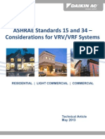 Tavrvuse13 05c Ashrae Standard 15 Article May 2013