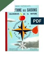 139376592 Calendrier de La Nature Avec Planches Completes