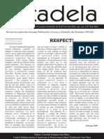 REVISTA CITADELA , NR 54-56, 2013