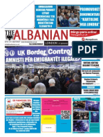 The Albanian Newspaper in London (Print Version) 27/June/2013