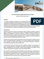 LOS PUENTES QUE SE DEBEN PROYECTAR EN EL PERU.pdf