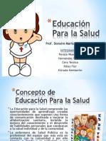 Educación Para la Salud Ismary