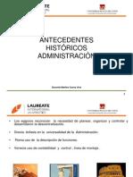 Semana 2 Antecedentes Históricos Administración como ciencia,técnica y arte