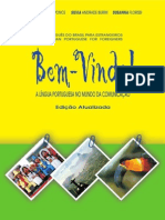 Bem Vindo a Lingua Portuguesa No Mundo Da Comunicacao
