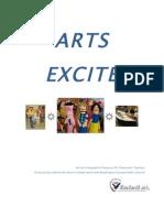 arts excite arts integration resource