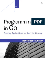 Programming in Go (2012.5) Mark Summerfield