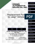 Crown Jeep Parts Catologue(1)