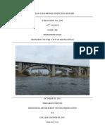 Bridge Substructure Report