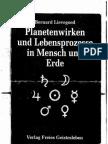 Planetenwirken in Mensch Und Erde