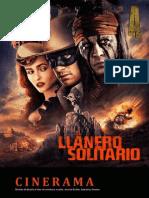 El Llanero Solitario - Revista Cinerama