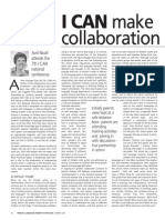 I CAN make collaboration count.