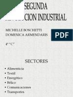 Segunda Rev. Industrial