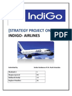 Indigo Airlines Report