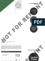 DSi Manual IT