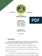 Advanced Teletraffic Project 1