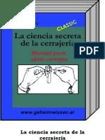 26311483 La Ciencia Secreta de La Cerrajeria