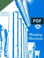 Reading Horizons Vol. 37 No. 2