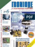 Revista Electronique Et Loisirs - 005
