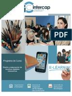 PROGRAMA Diseño y elaboración de recursos digitales interactivos
