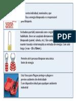 Kit Travamento de Fonte de Energia