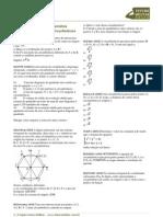 Exercicios Gabarito Geometria Analitica Circunferencia
