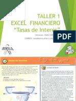 Taller de Excel Financiero