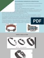 (  5 ) BANDAS DE FRENOS ,ELEMENTOS DE DETENCIÒN DE