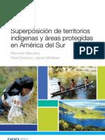 Cisneros & McBreen_Superposición de territorios indígenas y áreas protegidas en América del Sur