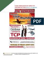 Brief Tripulantes de Cabina Tcp Azafata, Auxiliares de Vuelo (PDF)