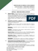 P Bases y Condiciones Grales Polideportivo Cubierto