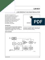Transistor L2610CV - Painel Verona Temperatura e Gasolina
