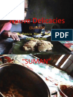 Native Delicacies (Suman)