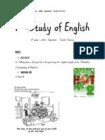1-studyofenglish6thgrade2012septemberteacherpatrcia-130205174933-phpapp01