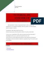 Tutorial Assembler