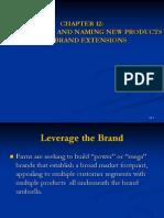 Brand Management 12