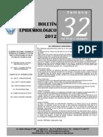 2. BOLETIN EPIDEMIOLOGICO32