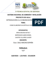 Proyecto de Icc Arias,Barragan,Castro Villares
