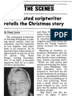 Writer-producer Stirling Silliphant interview